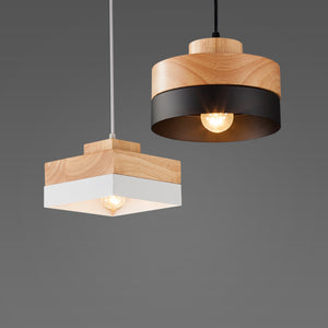 Shina Wood Lamp
