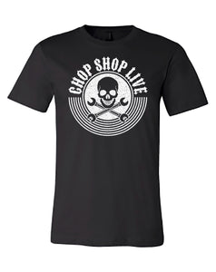 Chop Shop Live Record T-shirt