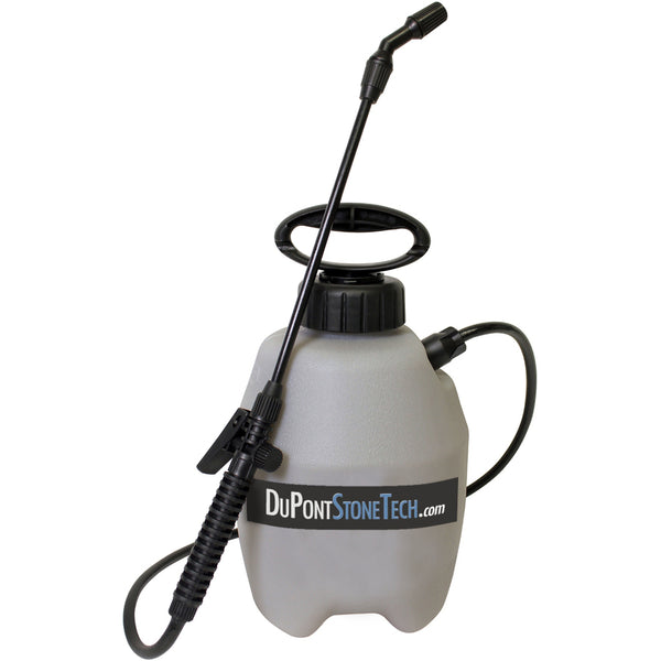 DuPontStoneTech.com 1 Gallon Pump Sprayer