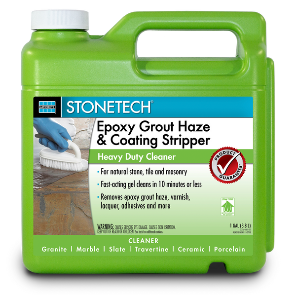 STONETECH® Epoxy Grout Haze & Coating Stripper