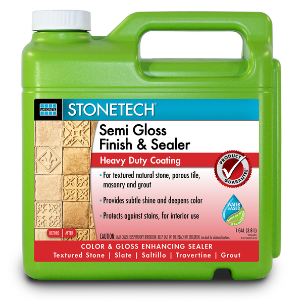 STONETECH® Semi Gloss Finish & Sealer