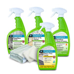 Heavy Duty Sealer Counter Top (Spray Water Based Version)  Clean, Seal & Maintain Kit~ Save $7.50 !