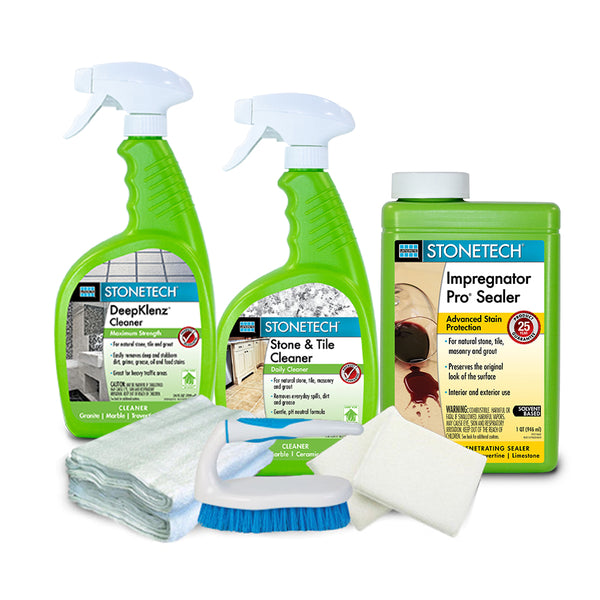 Shower Clean, Seal & Maintain Kit