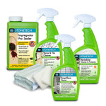 Impregnator Pro Countertop Clean, Seal & Maintain Kit ~Solvent Version