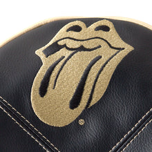 The Rolling Stones Golf Goods (Official Licks Logo) - Driver Cover - Black x Gold