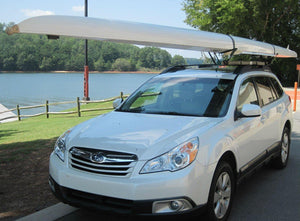 Racing Single Scull Car Rack