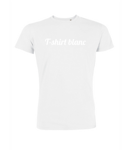 T-shirt blanc - Vêtements