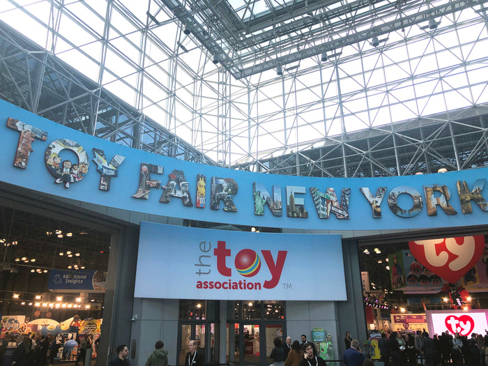 Inside the 2019 American International Toy Fair