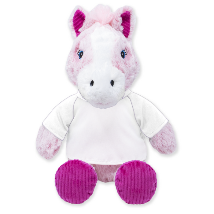 "9"" Horse (Pink)"