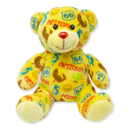 "Arizona Imprinted 9"" Totally Teddy"