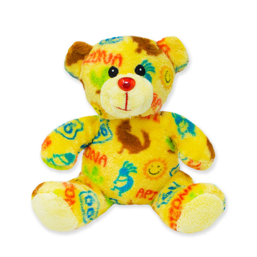 "Arizona Imprinted 6"" Totally Teddy"