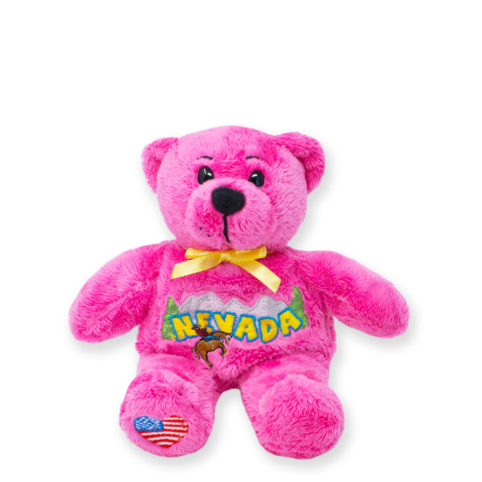 Nevada Symbolz® Pink Bear