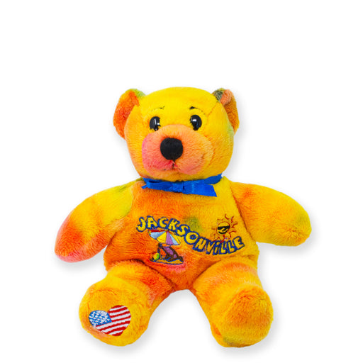 Jacksonville Symbolz® Multi-Colored Bear