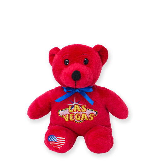 Las Vegas Symbolz® Red Bear