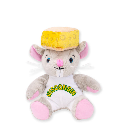 Wisconsin Souvies® Cheesehead Mouse