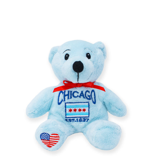 Chicago Flag Symbolz® Bear