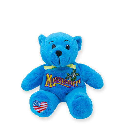 Mississippi Symbolz® Blue Bear