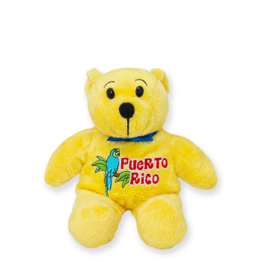 Puerto Rico Symbolz® Yellow Bear