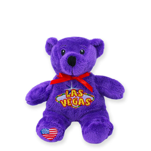 Las Vegas Symbolz® Purple Bear