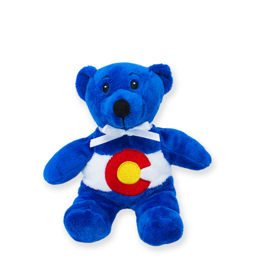 Colorado Flag Symbolz® Blue Bear