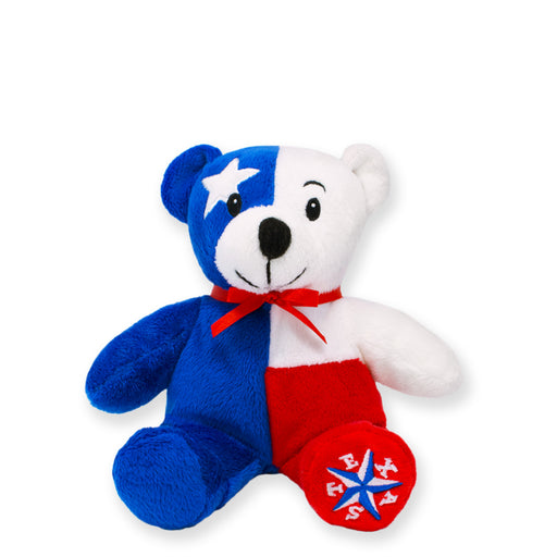 Texas Flag Symbolz® Bear