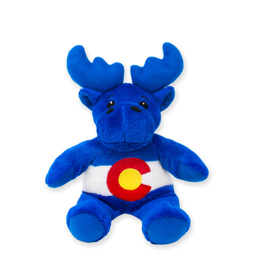 Colorado Flag Souvies® Blue Moose