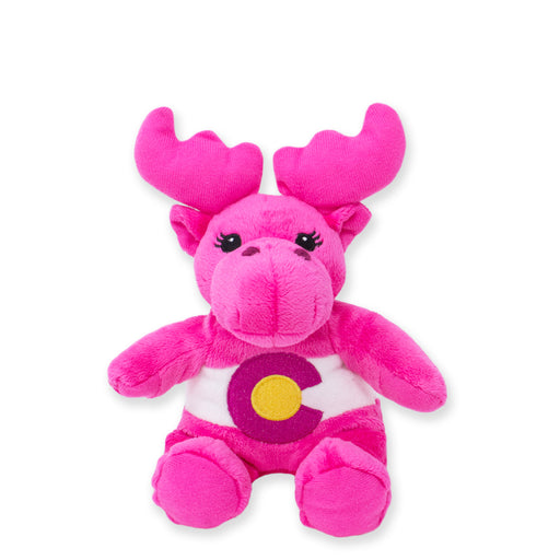 Colorado Flag Souvies® Pink Moose