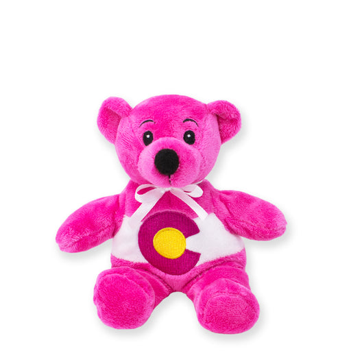 Colorado Flag Symbolz® Pink Bear
