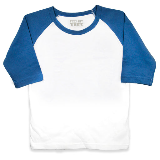 Assorted Raglan Toddler Shirts