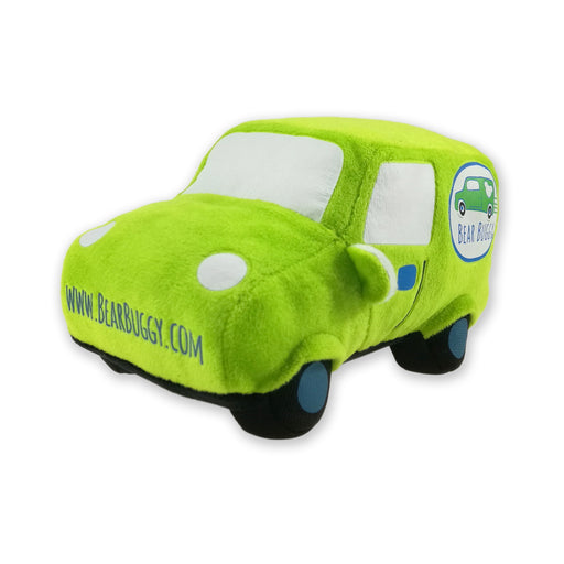 The OFFICIAL Bear Buggy® Plush Car