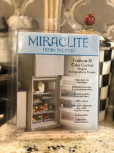 60 Pack Miraclite Fresh 'N Cold Refrigerator Freshness & Odor Control