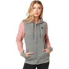EVERGLADE ZIP FLEECE