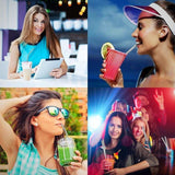 Reusable Drinking Straws - people using it