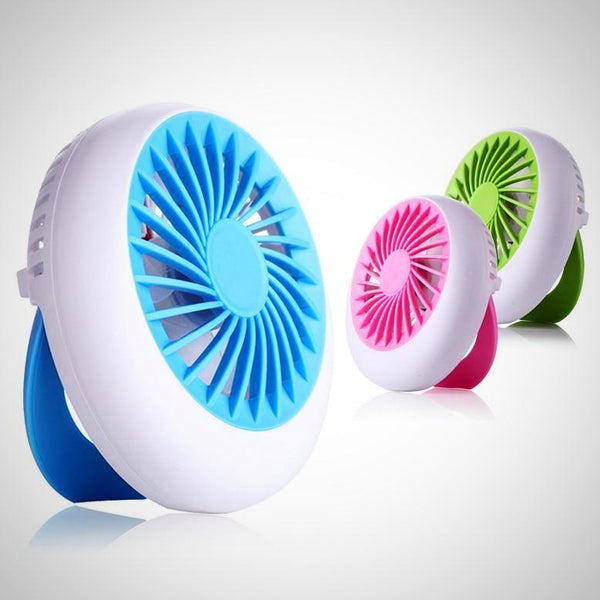 Portable USB Fan - 3 colors