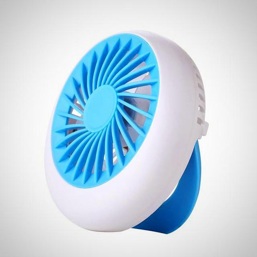 Portable USB Fan - Blue