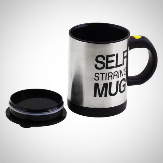 Self-Stirring Mug - with lid