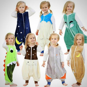 Animal Onesies (Kigurumi) - Kids