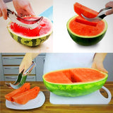 Watermelon Slicer - cutting a watermelon