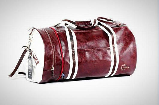 Outdoor Sports Gym Bag dark red