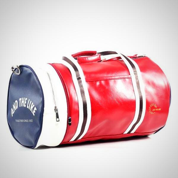 Outdoor Sports Gym Bag red