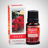 Essential Oils for Aromatherapy - Rose