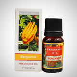 Essential Oils for Aromatherapy - Bergamot