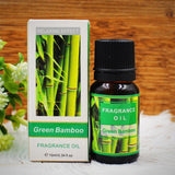 Essential Oils for Aromatherapy - Green Bamboo