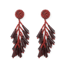 seed-bead-tassel-earrings-burgundy