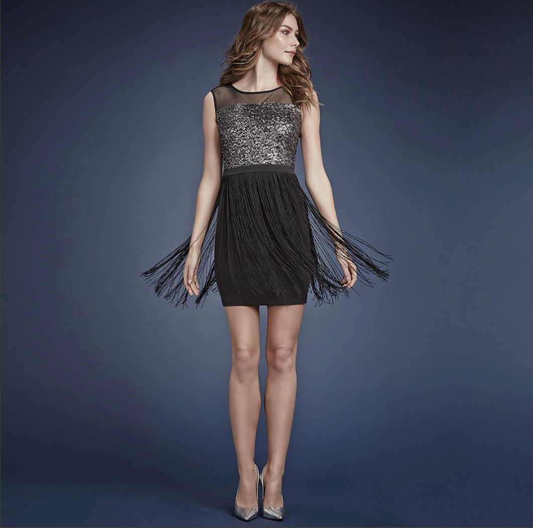 sequin-and-fringe-dress