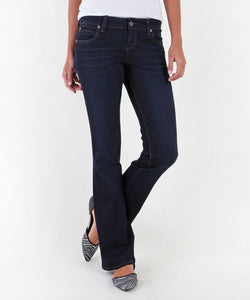 Natalie High Rise Boot Cut Denim