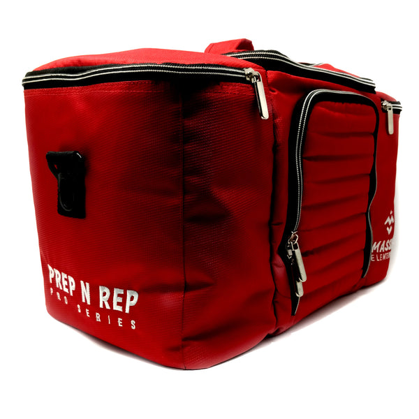 Cardinal Red Meal Prep Bag