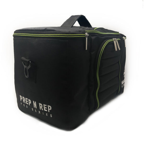 Shadow Black Meal Prep Bag