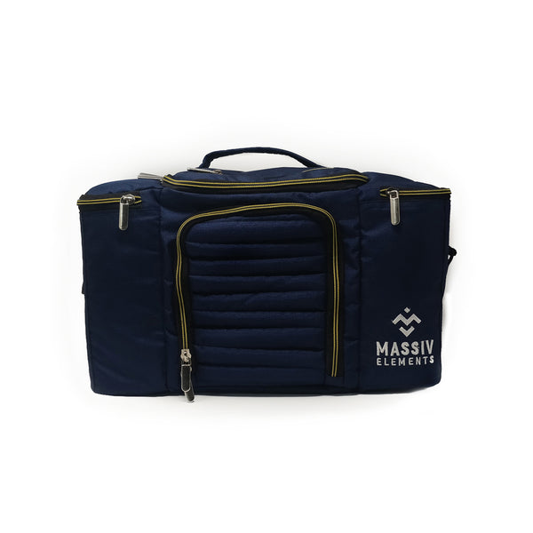 Navy Blue Meal Prep Bag