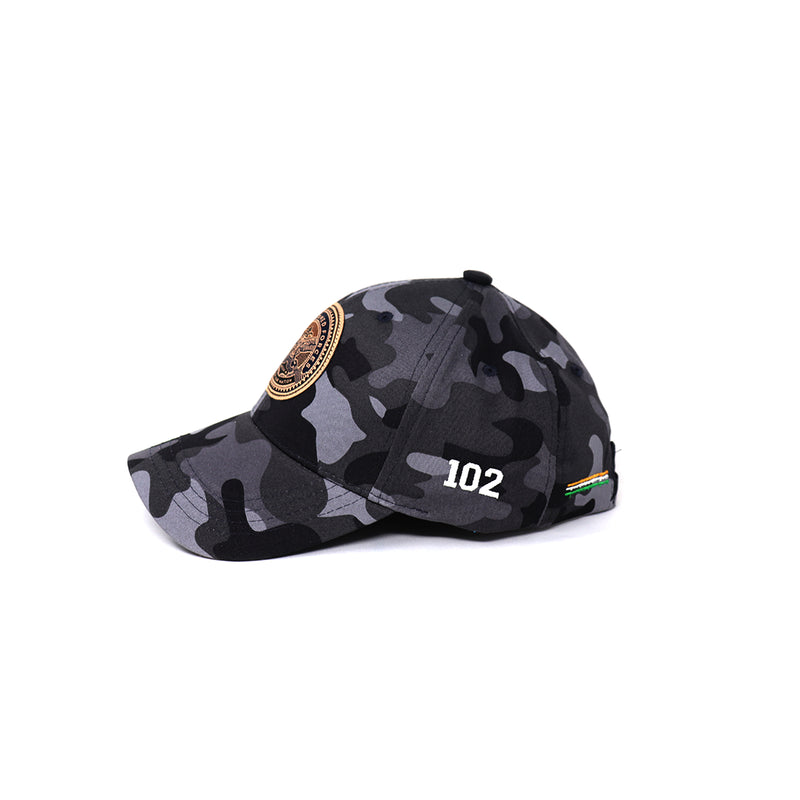 Limited Edition Combat Armed Forces Cap - Smoke Grey
